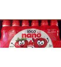 IOGO Nano Drinkable Yogurt, 24 x 93 ml