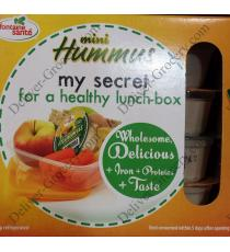 Fontaine Santé Mini Hummus Traditional, 16 x 57 g