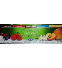Kirkland Signature Probiotic Yogurt, , 24 x 100 g