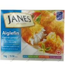 JANES Haddock Fillets 11/14, 1 kg
