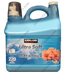 Kirklnad Signature Ultra Soft Premiuim Fabric Softner, 5.5 L
