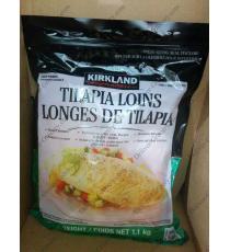 Kirkland Signature Tilapia Loins, 1.36 kg