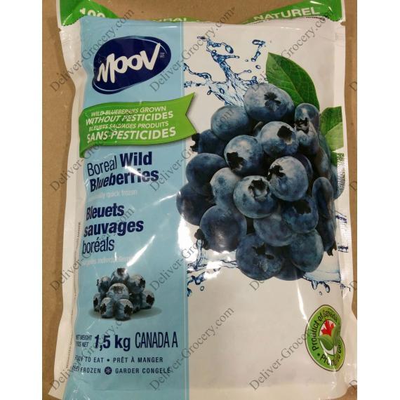 MOOV Wild Berries, 1.5 kg