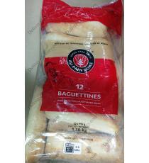 AU pain DORE Baguettines, 12 x 115 g
