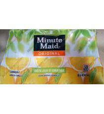 MINUTE MAID Original Orange Juice, 8 x 474 ml