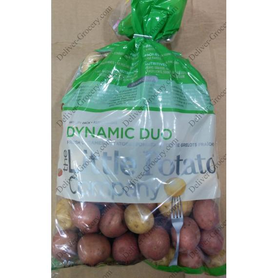 Duo dynamique Variété Pack de Pommes de terre, 2,27 kg