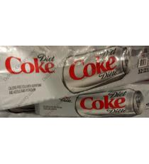 Coke Diète, 32 x 355 g