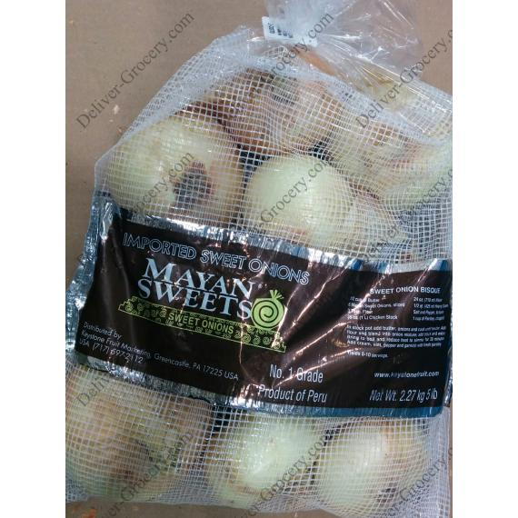 MAYAN SWEETS Sweet Onion, 2.27 kg