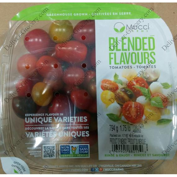 MUCCI Fermes Mélangé les Saveurs des Tomates, 794 g