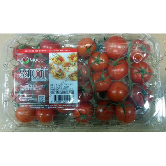 MUCCI Farms Sapori Sweet Cocktail Tomatoes, 795 g
