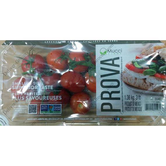 MUCCI Fermes Prova Tomates, 1,36 kg