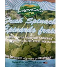 Green Gate Fresh Spinach, 454 g