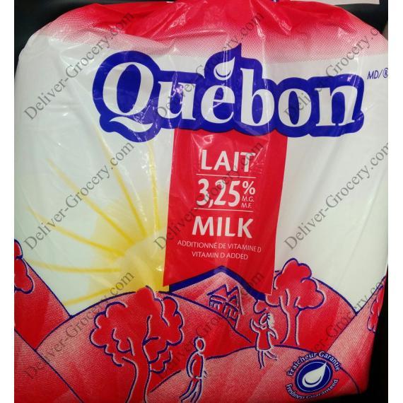 Quebon Lait 3.25%, 4 L