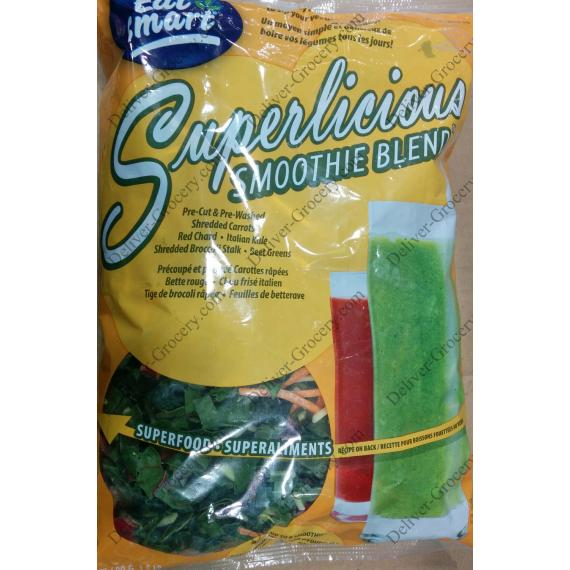 Eat Smart Superlicious Smoothie Blend, 680 g