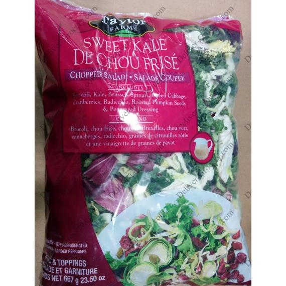 Taylor Farms Sweet Kale Chopped Salad, 667 g
