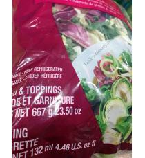Taylor Fermes Doux Chou Frisé Haché, Salade, 667 g