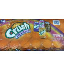 Crush Rainbow Pack Emb. multicolors, 32 x 355 g