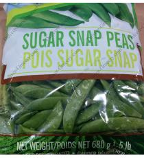 4EARTH FARMS Sugar Snap Peas, 680 g