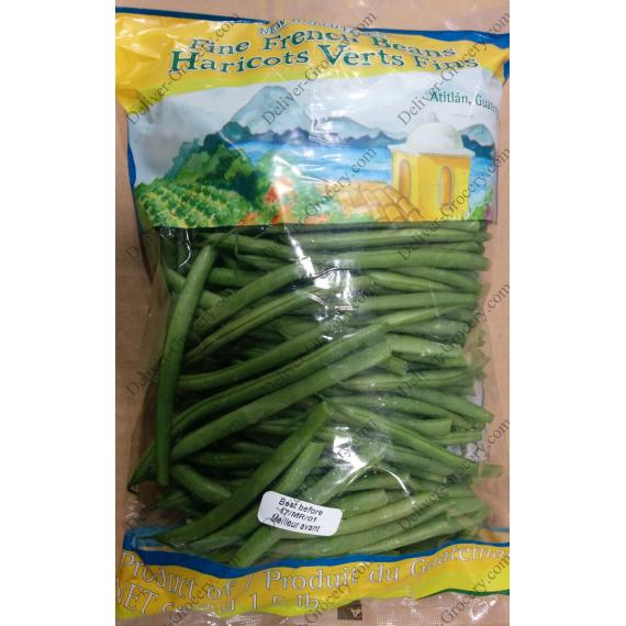 New World Farms Fine French Green Beans, 680 g