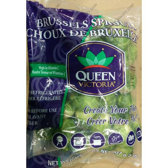 QUEEN VICTORIA Brussels Sprouts, 907 g