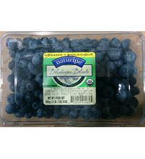 Natureipe Organic Blueberries, 510 g