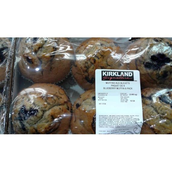 Kirkland Signature Muffins of Choice, 2 x 995 g