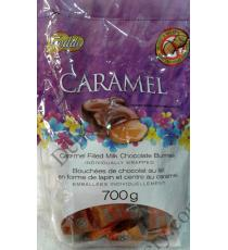 Freddo Caramel Milk Chocolate Bunnies, 700 g