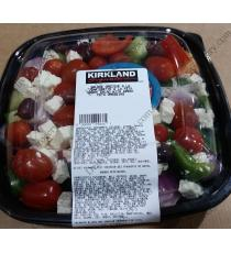 Kirkland Signature Greek Salad With Greek Feta Dressing