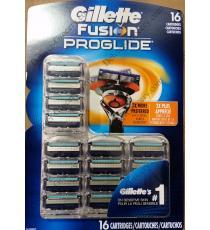 Gillette Fusion Proglide, 16 x