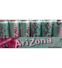 Arizona Green Tea, Ginseng and Honey, 24 x 680 ml