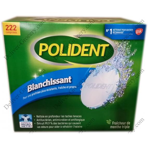 POLIDENT Whitening, 222 x