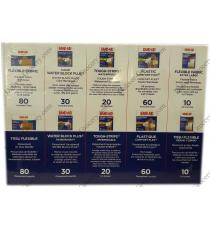 BAND-AID Varied selection pack of 200