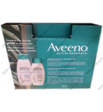 AVEENO Body Wash, 2 x 532 ml + 354 ml