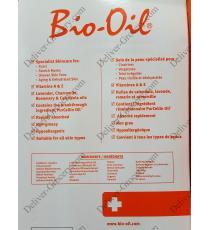 La BIO-HUILE, 200 ml + 60 ml