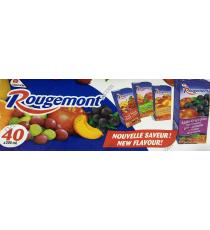 Rougemont Assorted Juice 40 x 200 ml