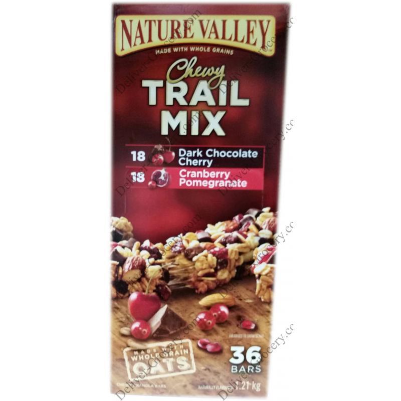 Organic Nature S Trail Mix