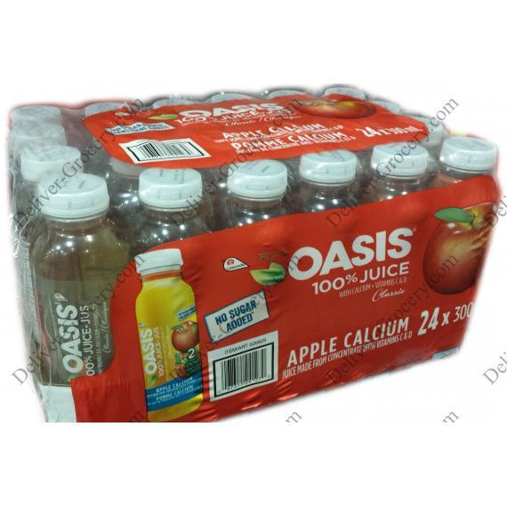 Oasis Apple Juice, 24 x 300 ml