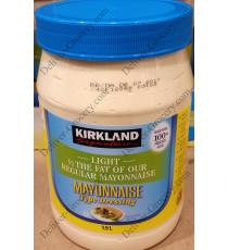 Kirkland Signature Light Mayonnaise, 1.9 L