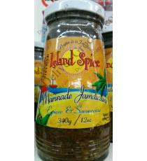 Island Spice Jerk Seasoning, 340 g