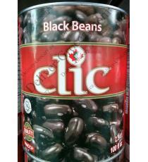 Clic Haricots Tortue Noire, 2.84 L