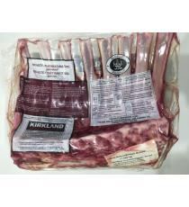 Kirkland Signature, Australian Rack of Lamb, Halal - 750 g ( /- 50 g)