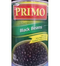 Primo Black Bean, Canned, 2.84 L
