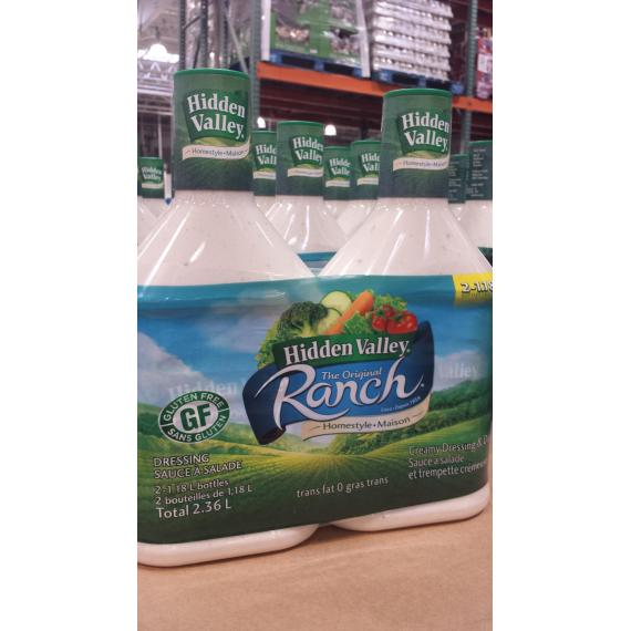 Hidden Value Ranch, 2×1.18 L