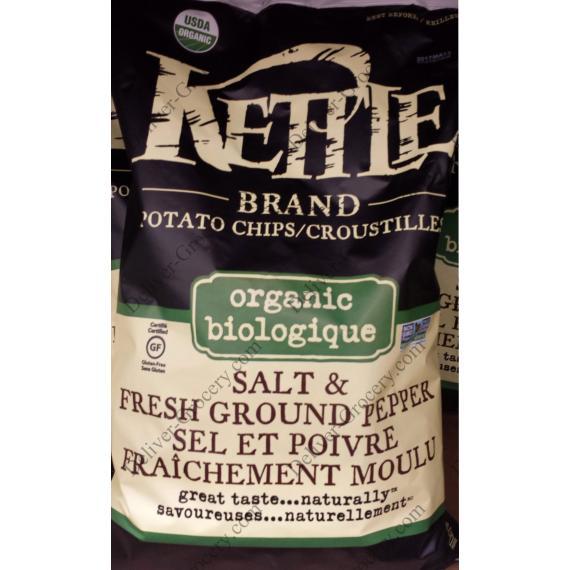Kettle Brand Organic Potato Chips 794 g