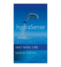 HYDRASENSE Daily Nasal Care, MEDIUM Stream, 2* 210 ML