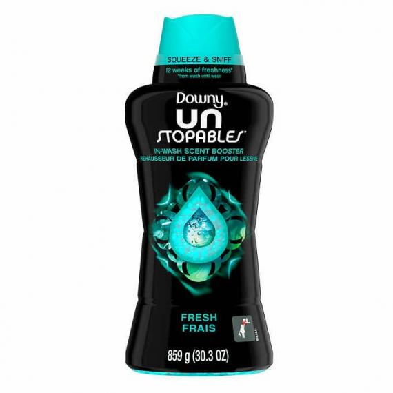 Downy Unstopables In-wash Scent Booster, 859 g