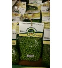 fresh shelled peas 568 g / 1.25 lb