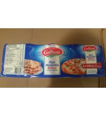 Galbani Pizza Mozzarella Deluxe Fromage 22% 4 X 250 gr