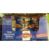 Galbani Pizza Mozzarella Deluxe Cheese 22% 4 X 250 gr