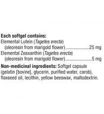 Lutéine extra forte de Webber Naturals, 140 gélules